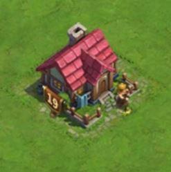 blaze of battle house