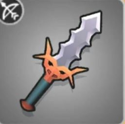 saw blade weapon in android archero game