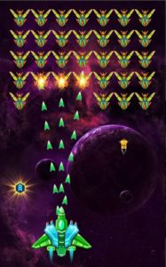 Galaxy Attack Alien Shooter gameplay