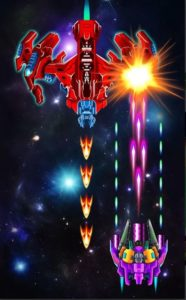 Galaxy Attack Alien Shooter gameplay