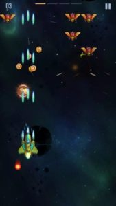 Galaxy Invaders: Alien Shooter gameplay