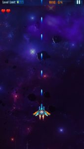 Galaxy Force - Infinity attack space shooting