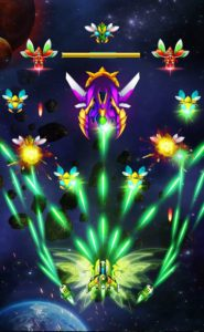 Space Invasion: Alien Shooter War