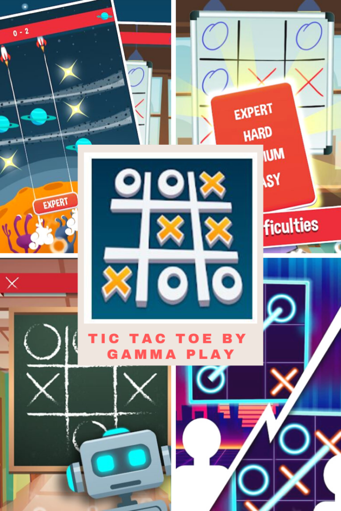 Tic Tac Toe Gamma Play