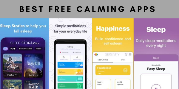 best free calming apps