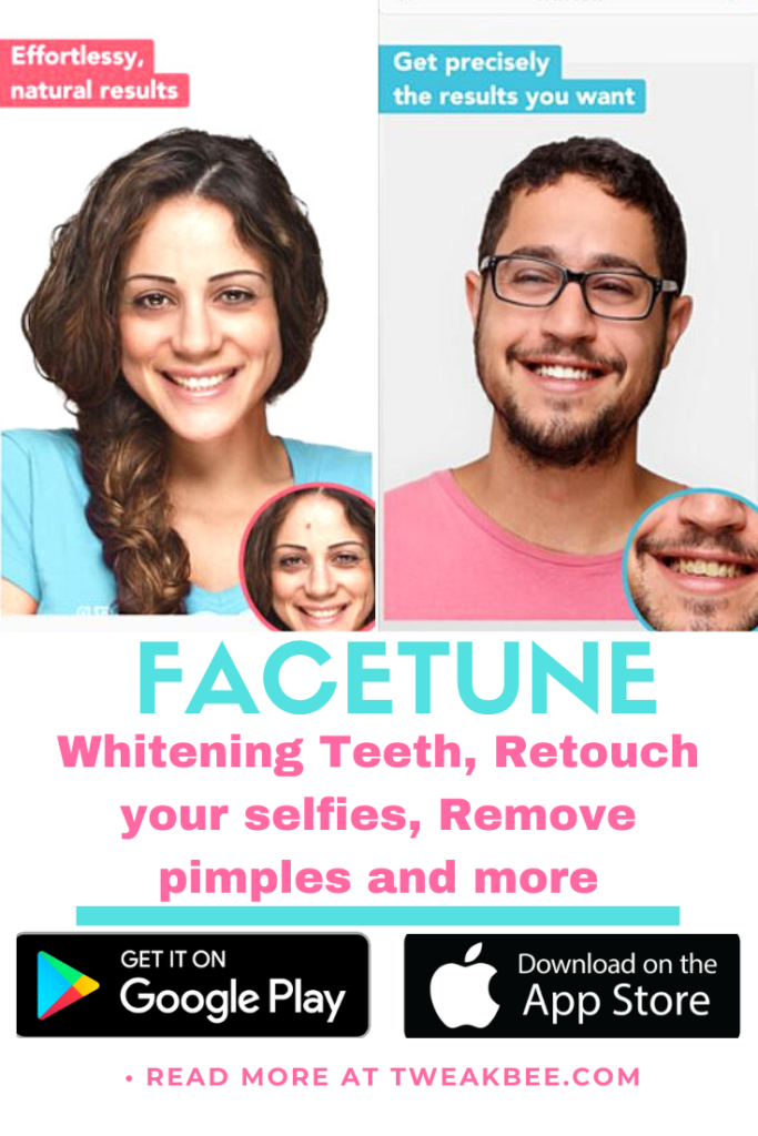 Facetune2 - Selfie Editor, Beauty & Makeover App