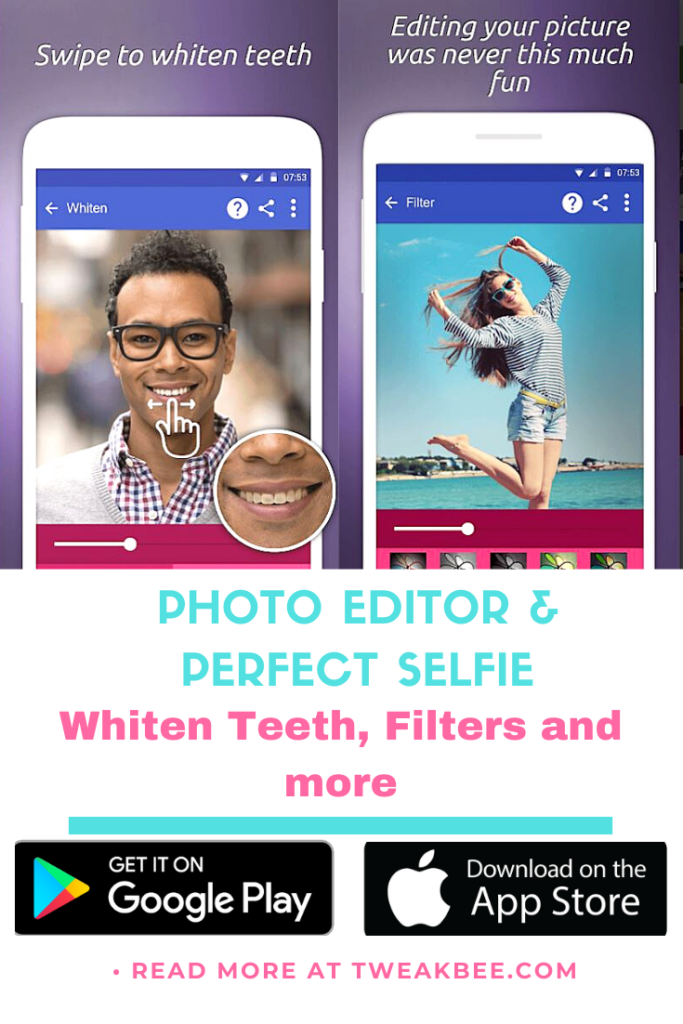 Photo Editor & Perfect Selfie