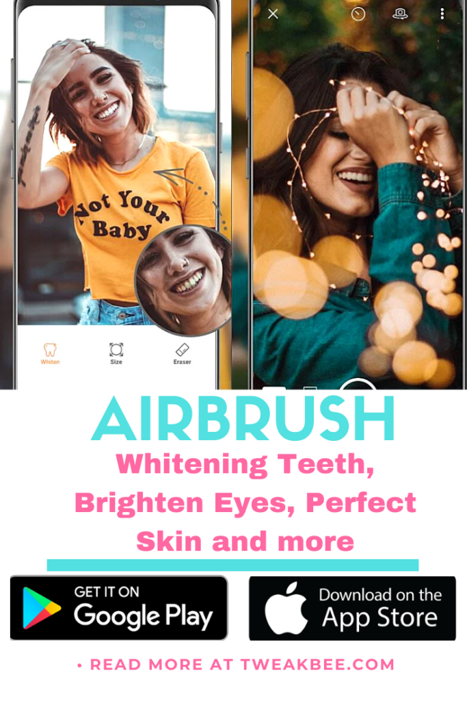 AirBrush: Easy Photo Editor app review