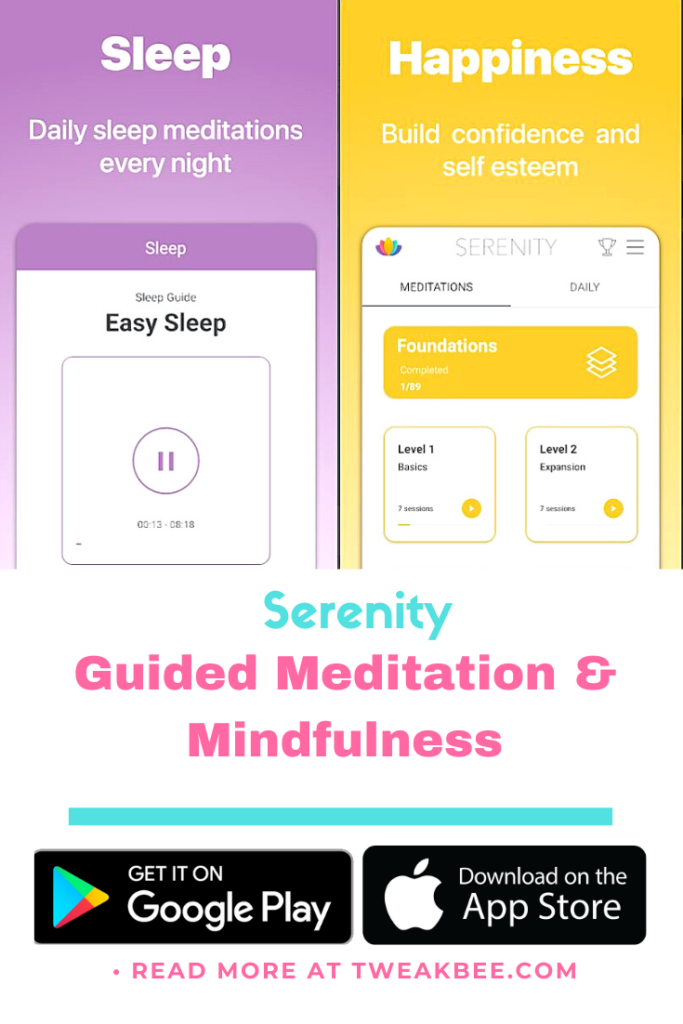 Serenity app review