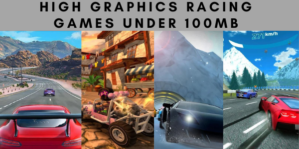 High Graphics Racing Games Under 100mb