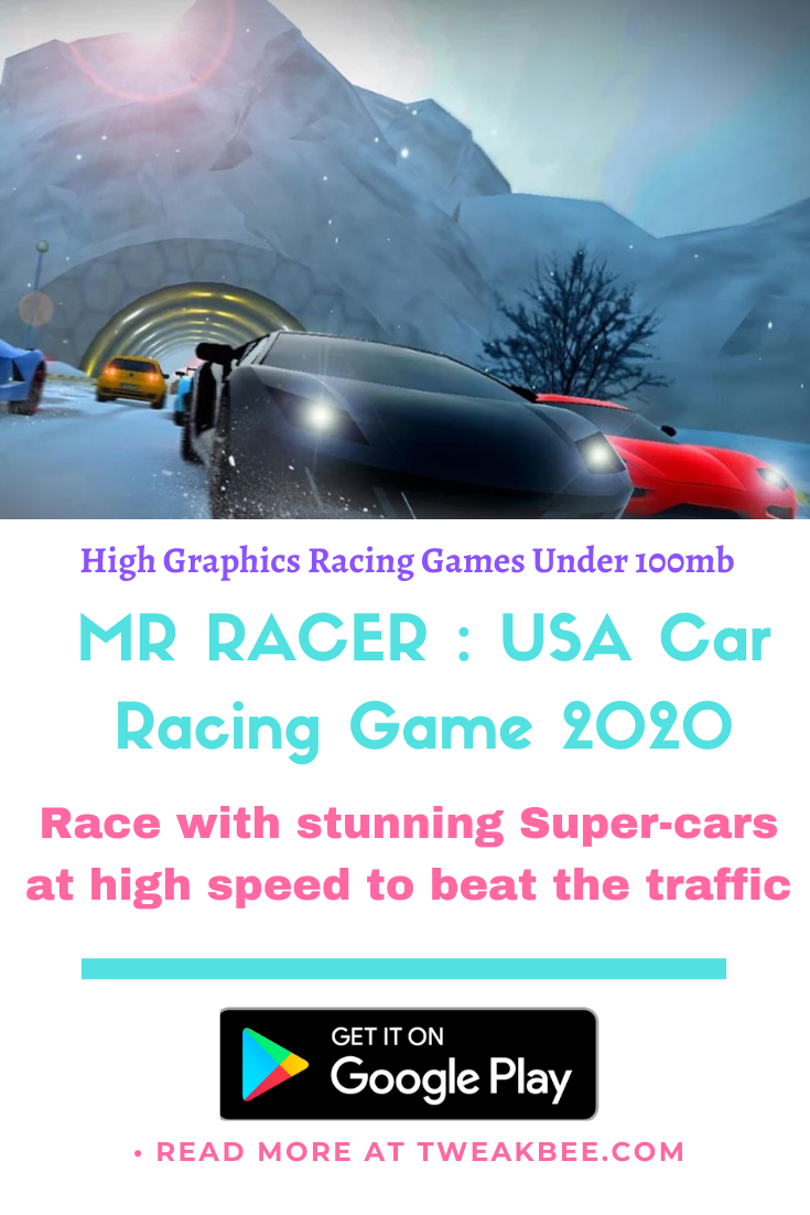 MR RACER game