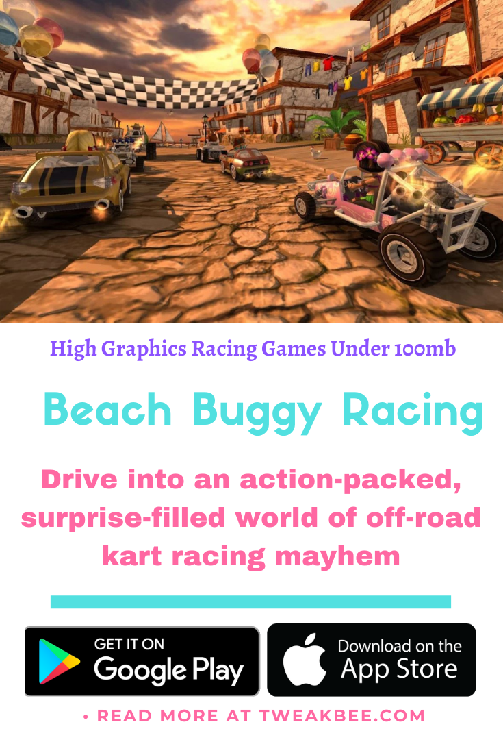 beach buggy racing - racing games under 100mb