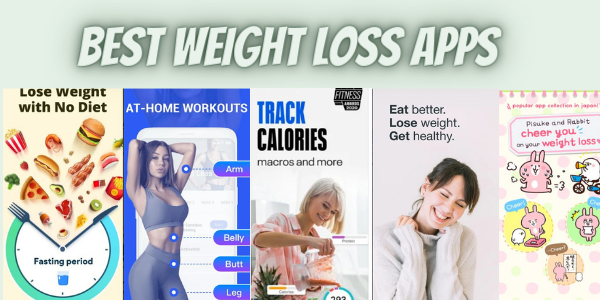 best weight loss apps