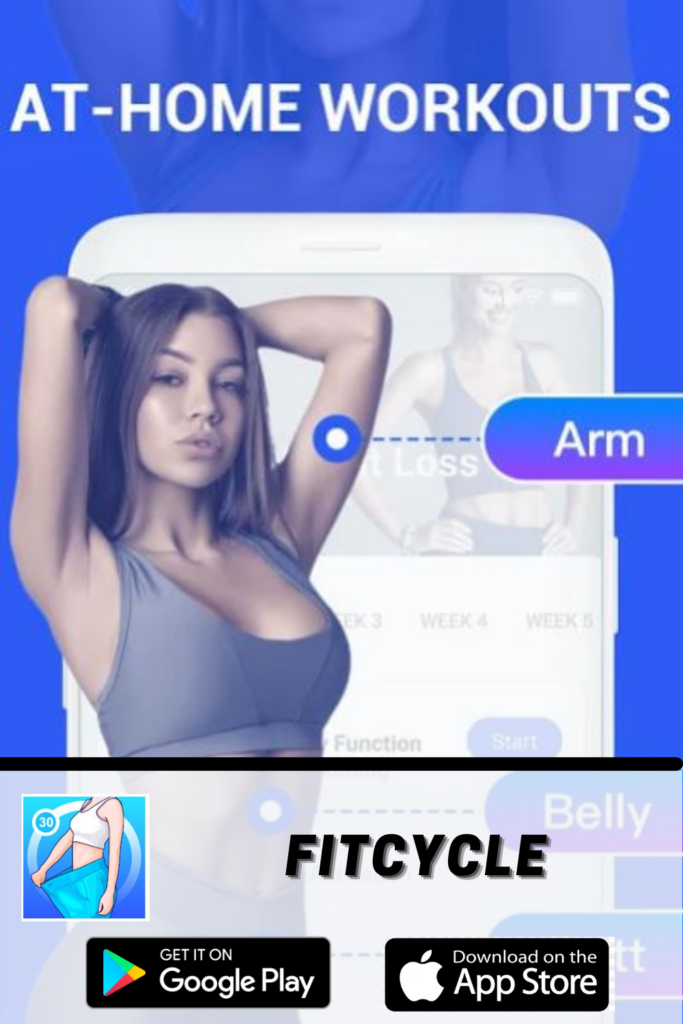 FitCycle app review