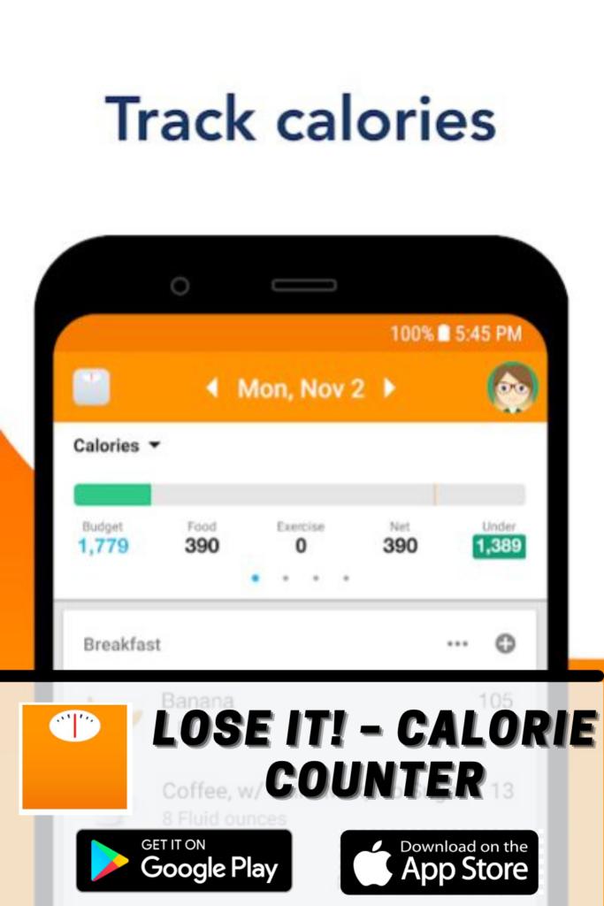 Lose It! – Calorie Counter app review